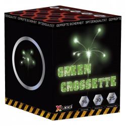 Xplode Green Crossette