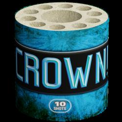 Lesli Crown! 10 Schuss Batterie