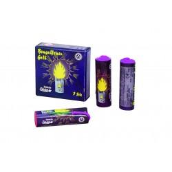 Funke Bengalfeuer Gelb 3er Pack