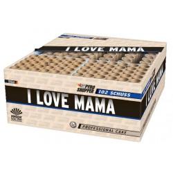 Lesli I Love Mama Verbundfeuerwerk