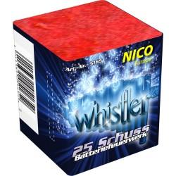 Nico Whistler 25 Schuss Heulbatterie