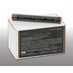 Blackboxx Lanzenlichter Gold, 25er Pack