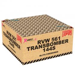 Geisha Rubro Transbomber 144 Schuss...