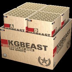 Lesli KG Beast 144 Schuss Riesenverbund