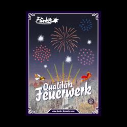 Funke Feuerwerk Poster Plakat 5