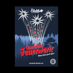 Funke Feuerwerk Poster Plakat 4