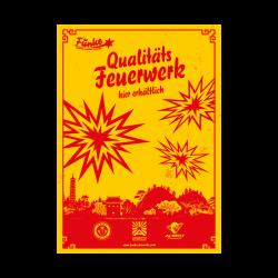 Funke Feuerwerk Poster Plakat 2