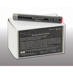 Blackboxx Lanzenlichter Silber, 25er...