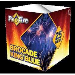 Evolution Brocade King Blue