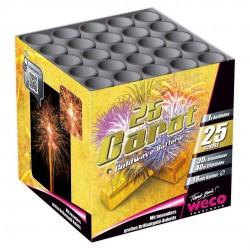 Weco 25 Carat Goldwave Batterie