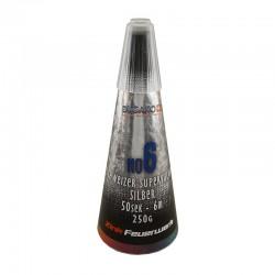 Zink Schweizer Vulkan Silber No. 6