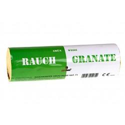 Rauchgranate Grün Weiss Doppelrauch...