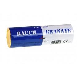 Rauchgranate Blau Weiss...