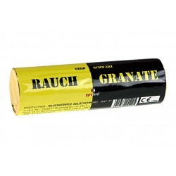Rauchgranate Schwarz Gelb...