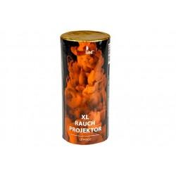 Rauchtopf Orange XL Rauchprojektor...