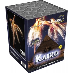 Nico Kairo Wasserfall Batterie