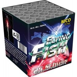 Nico Flying Fish Batterie 25 Schuss